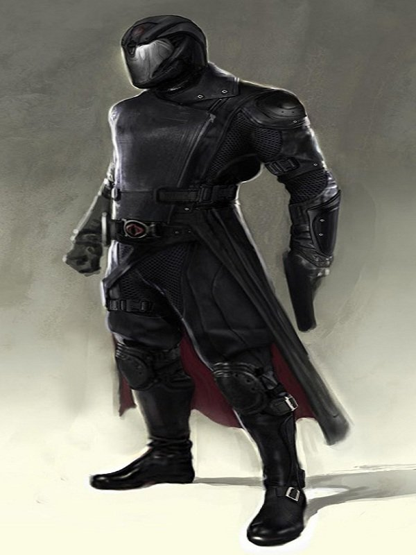 G.I. Joe Retaliation Cobra Commander Costume Coat