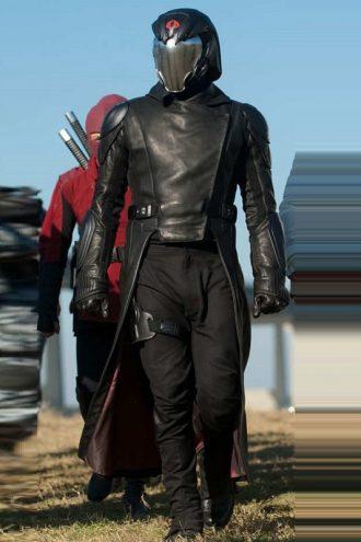 G.I. Joe Retaliation Cobra Commander Leather Coat