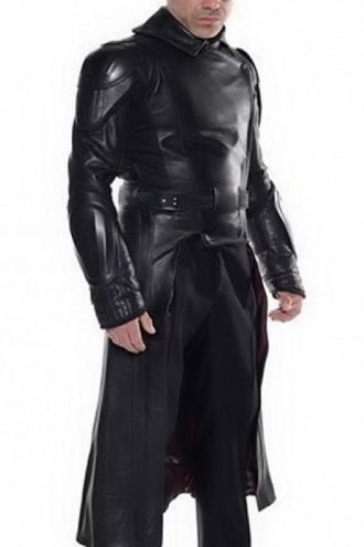 G.I. Joe Retaliation Cobra Commander Trench Leather Coat
