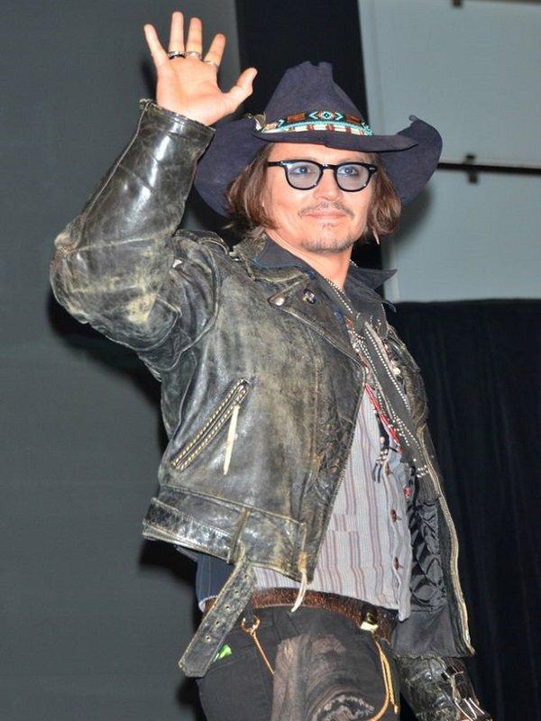 Johnny Depp Jacket