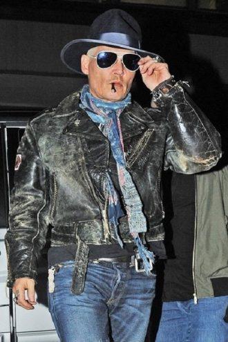 Johnny Depp Celebrity Jacket