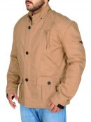 Oliver Queen Stylish Brown Jacket