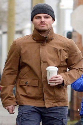 Arrow Oliver Queen Jacket