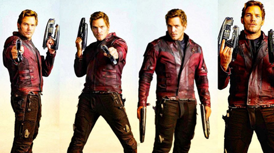 Chris Pratt Leather Jacket - The Best Dose for Staying Fashionable