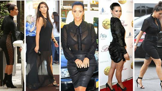Kim Kardashian Leather Jackets are surely an asset to one's wardrobe!