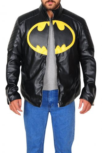The Lego Batman Classic Leather Jacket