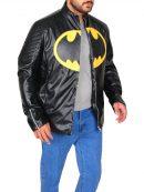 The Lego Batman Classic Leather Costume Jacket