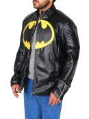 The Lego Batman Classic Leather Jacket