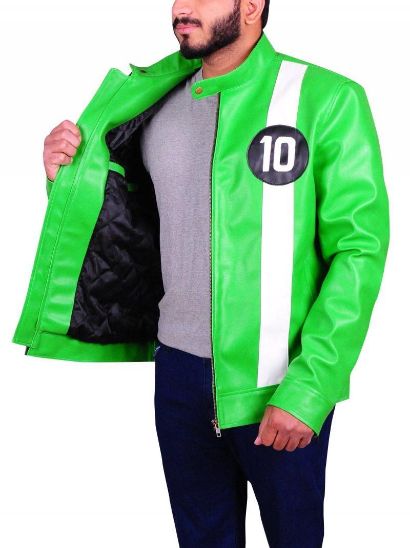 Ben 10 Leather Costume Jacket