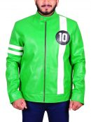 Ben 10 Cosplay Leather Jacket