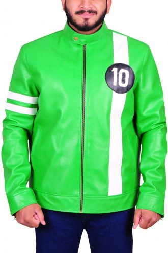 Ben 10 Cosplay Leather Jacket