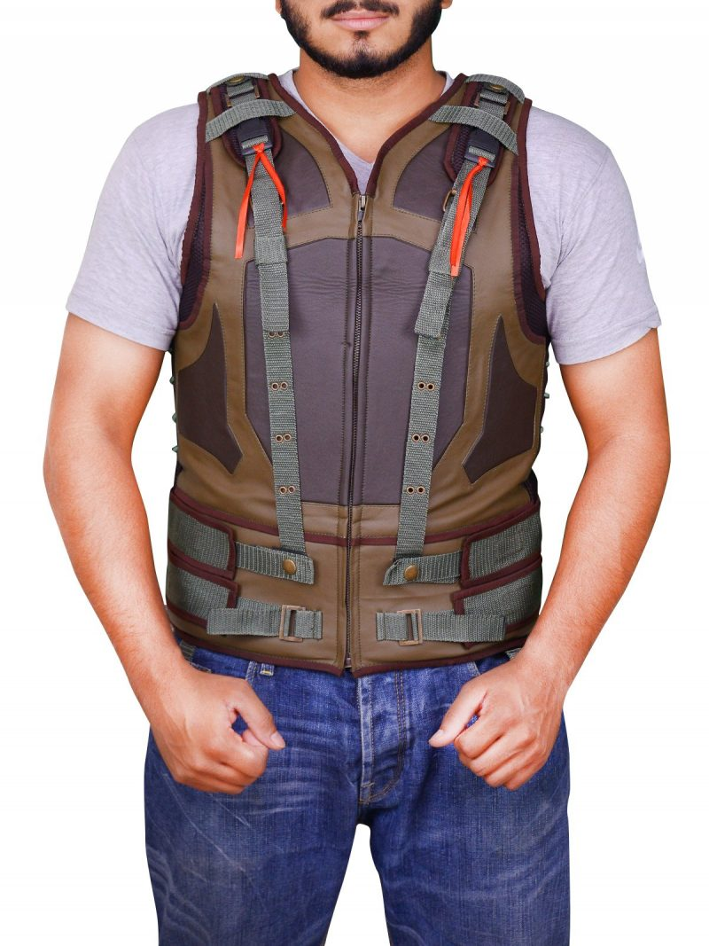 Bane Tom Hardy Costume Vest
