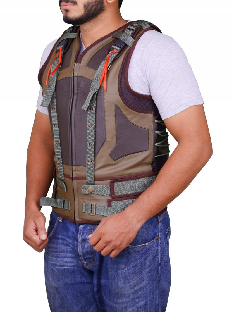 Tom Hardy Bane Cosplay Vest