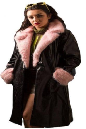 Charli XCX Classic Design Coat