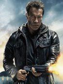 T800 Arnold Schwarzenegger Terminator Genisys Jacket