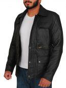 Movie T800 Terminator Genisys Jacket