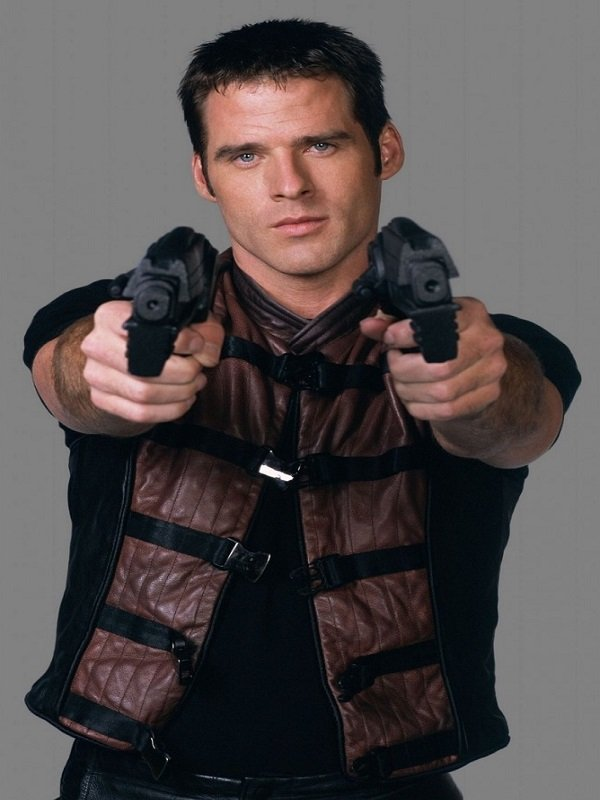 Ben Browder Farscape Vest