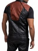 Farscape Ben Browder Leather Vest