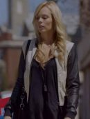 Laura Vandervoort Bitten Series Leather Jacket