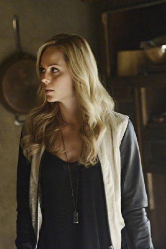 Laura Vandervoort (Elena Michaels) Bitten Bomber Jacket
