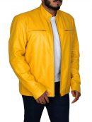 Chris Johnson Leather Jacket
