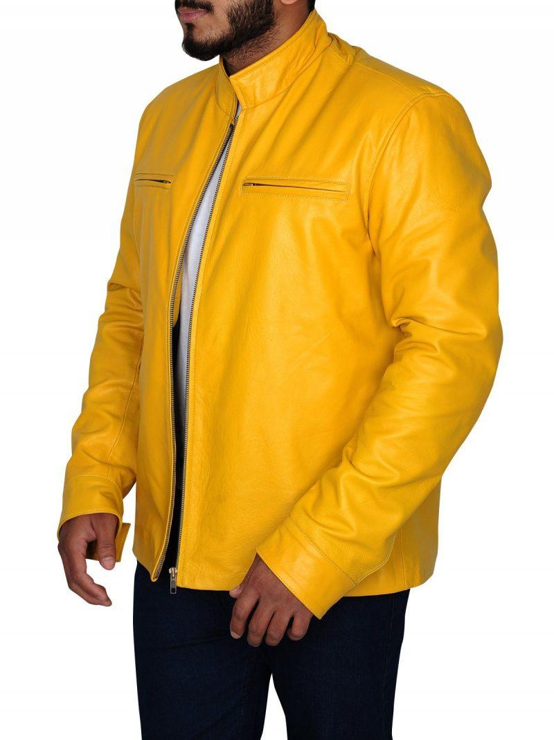 Nicolas Cage Next Stylish Jacket