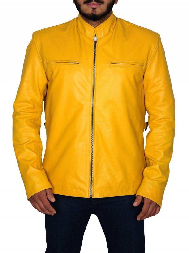 Nicolas Cage Next Yellow Jacket