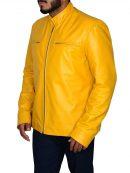 Nicolas Cage Next Leather Jacket