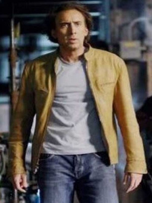 Next Nicolas Cage Stylish Jacket