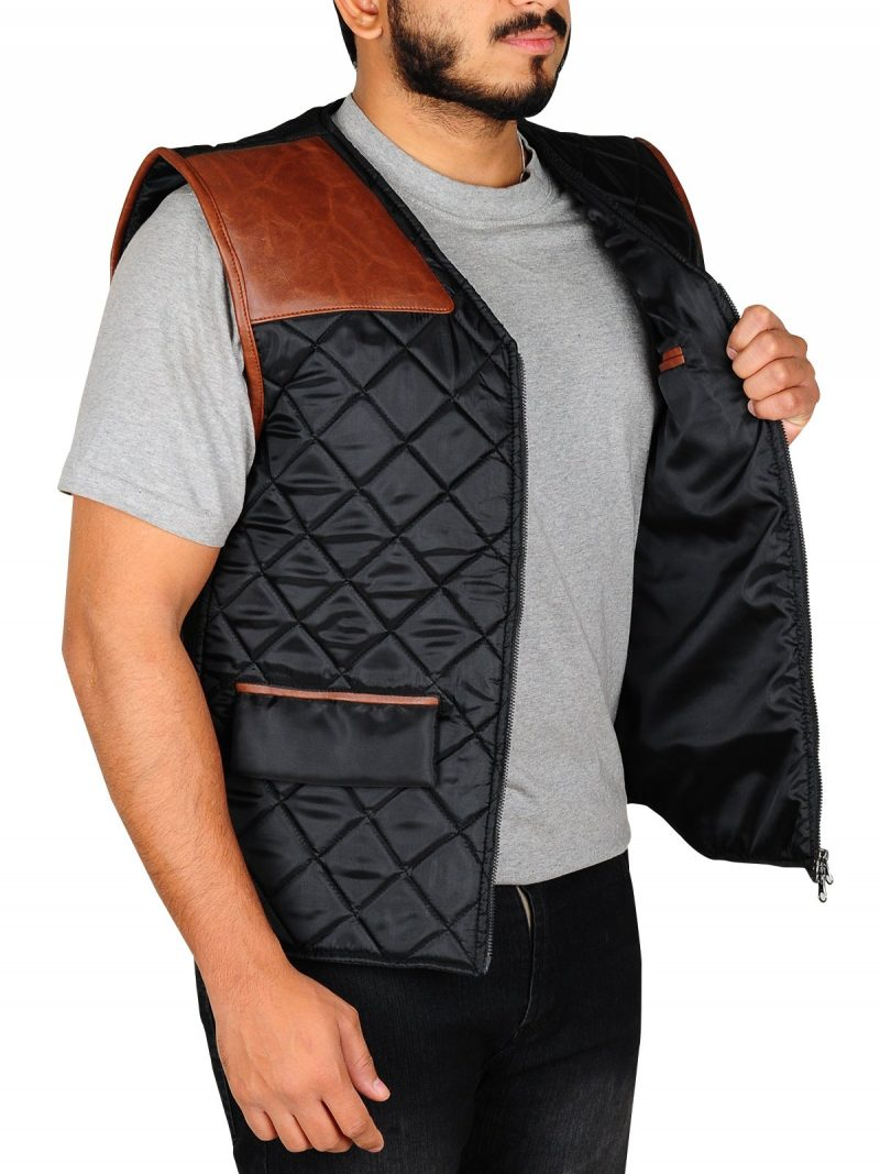 David Morrissey The Walking Dead Stylish Vest