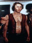Swan Warrior Brown Vest