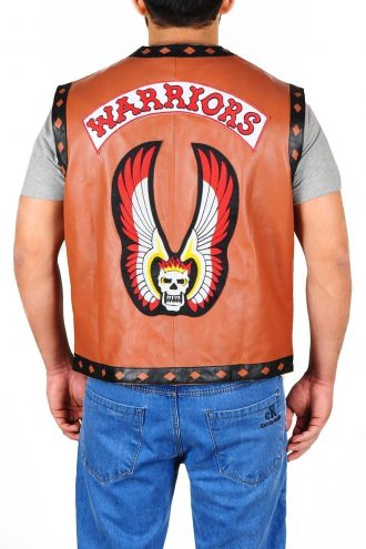 Michael Beck Warriors Swan Vest
