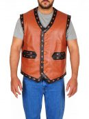 Michael Beck Warriors Swan Stylish Vest