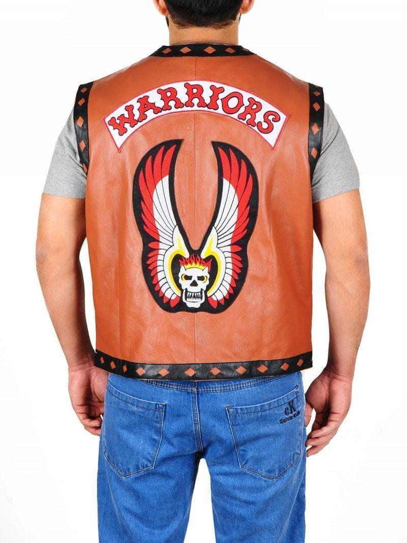 Michael Beck Warriors Swan Vest