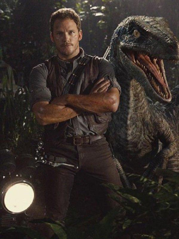 Jurassic World Owen Grady Stylish Vest