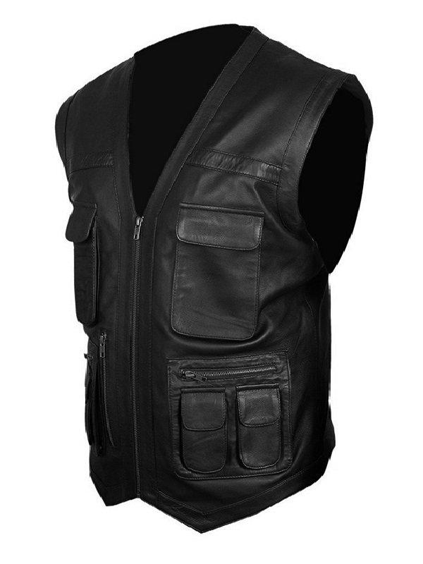 Owen Grady Jurassic World Classic Style Vest