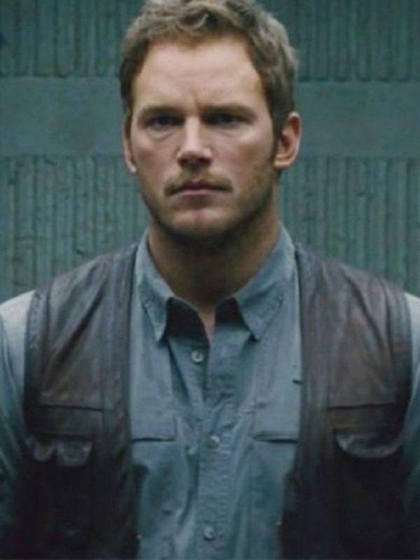 Owen Grady Jurassic World Classic Vest