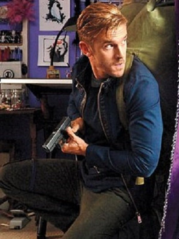 David Collins The Guest Dan Stevens Jacket