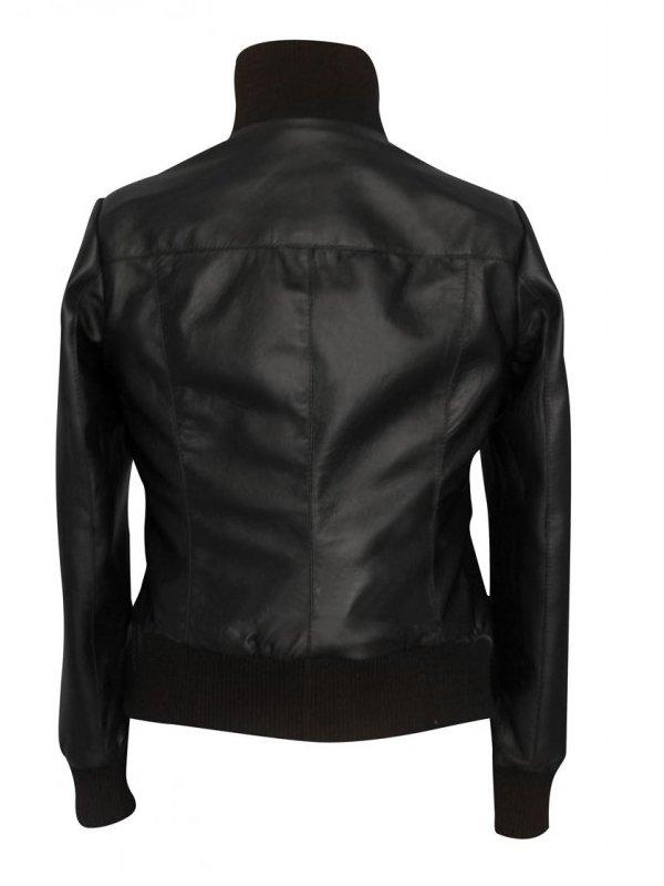 Plastique Black Jacket