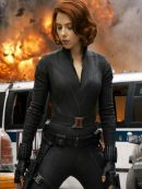 Black Widow Costume Jacket