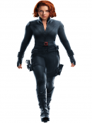 Black Widow Cosplay Jacket