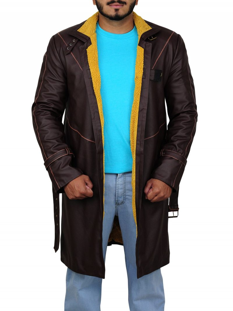 Watch Dogs Aiden Pearce Costume Coat