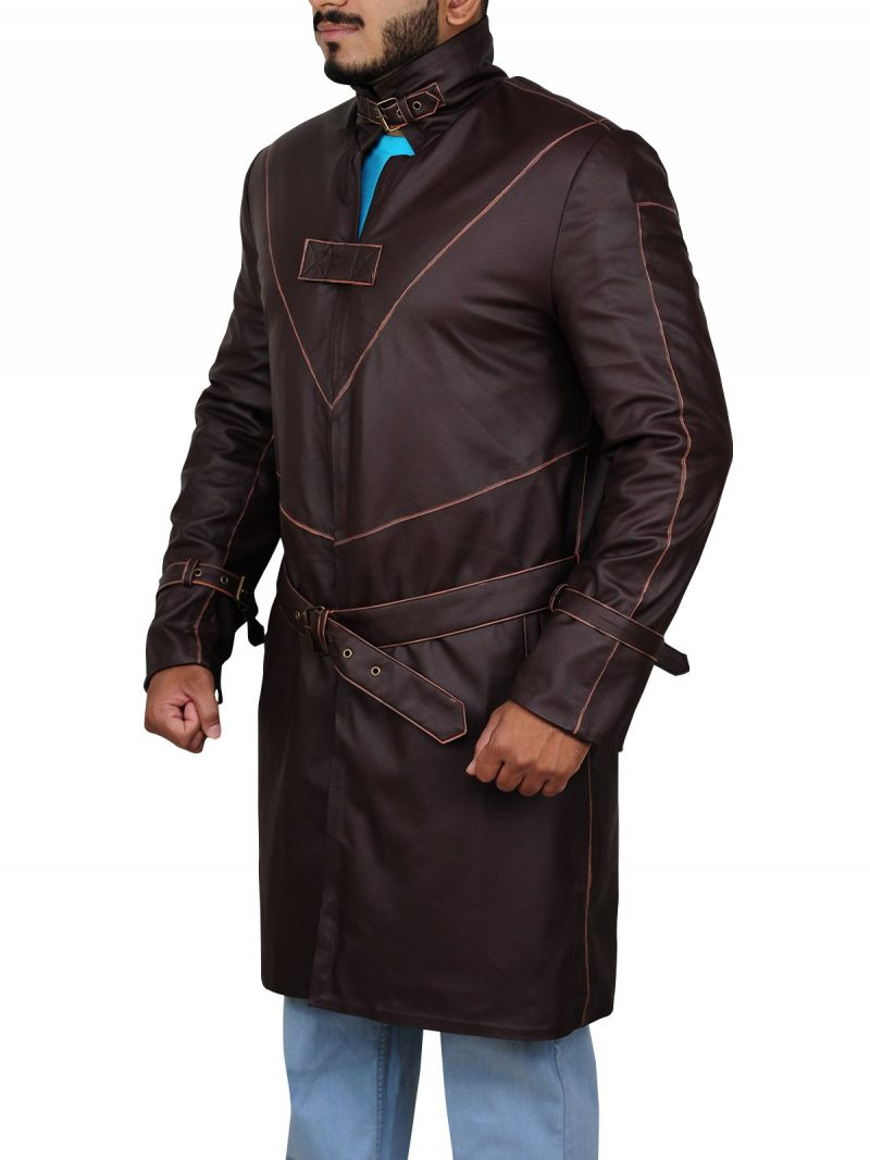 Aiden Pearce Watch Dogs Cosplay Coat