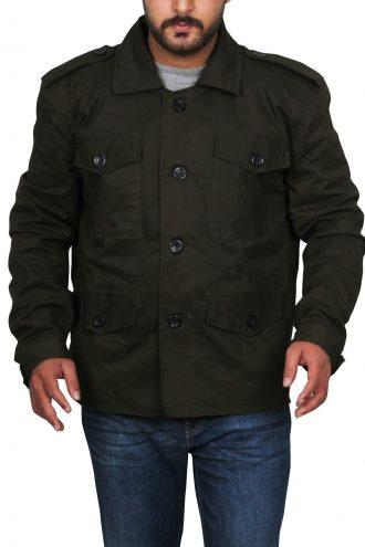 Terminator Genisys T800 Arnold Cotton Jacket