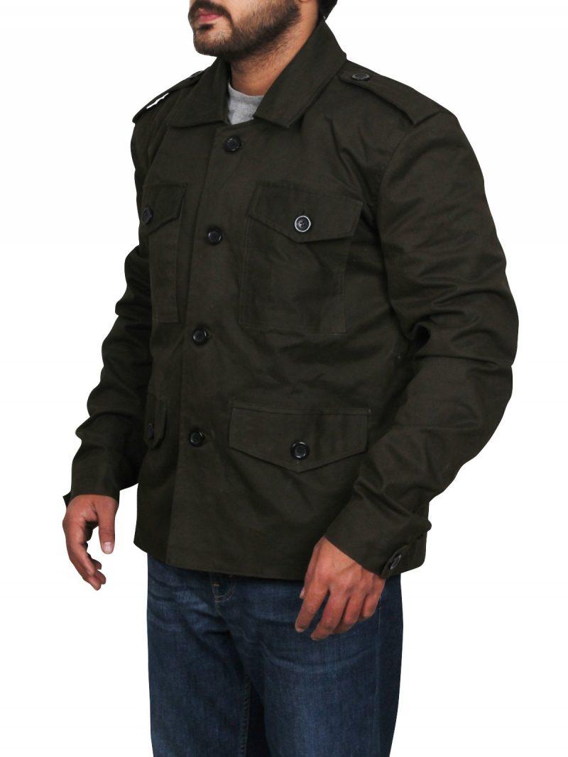Arnold Terminator Genisys T800 Stylish Jacket