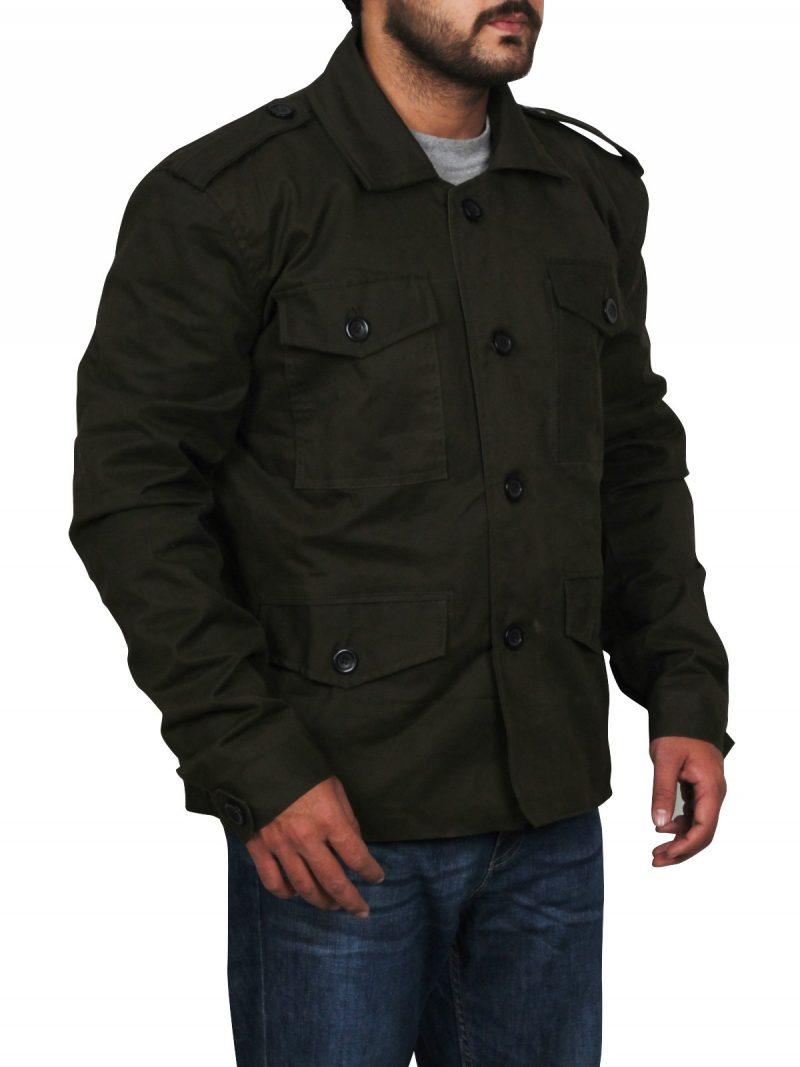 Arnold Terminator Genisys T800 Jacket
