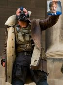 Bane Coat The Dark Knight Rises