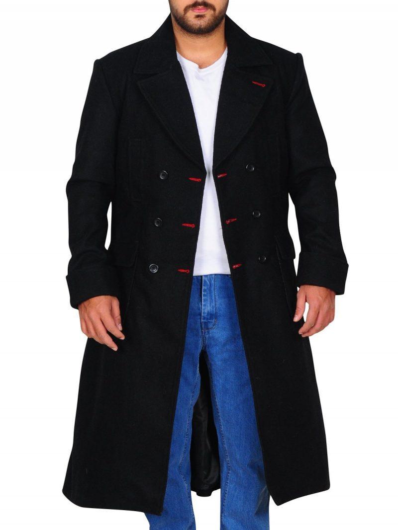Benedict Cumberbatch Sherlock Holmes Coat