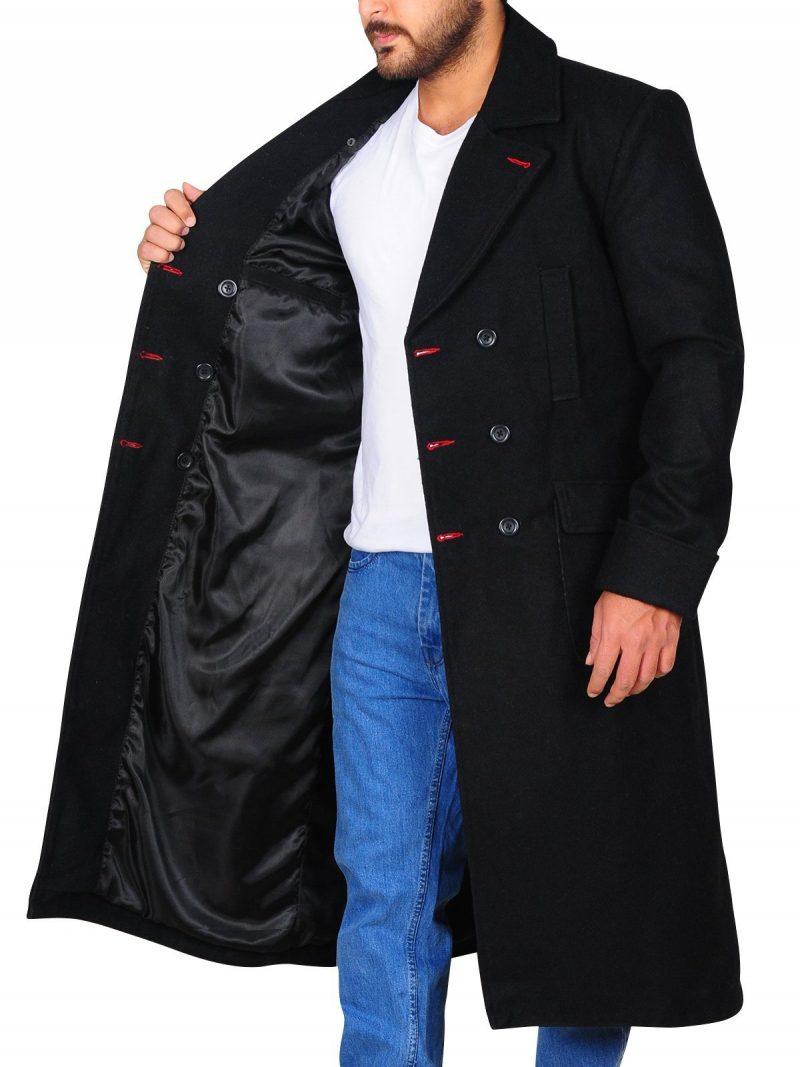 Benedict Cumberbatch Sherlock Holmes Trench Coat