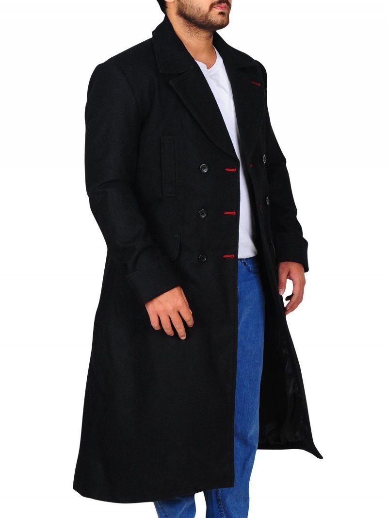 Sherlock Holmes Benedict Cumberbatch Trench Coat
